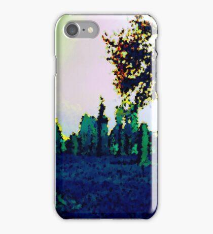 Enhanced Abbeys iPhone Case/Skin