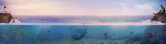 Only An Ocean Away by Aimee Stewart