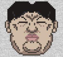Kim Jong-un Pixel Art by RBSTORESSX