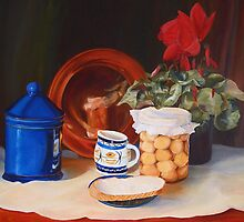 Pickled onions by Beatrice Cloake Pasquier