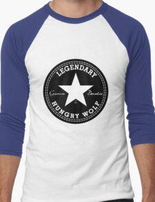 The Bogard School of Fighting Men's Baseball ¾ T-Shirt