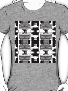 geometric shapes and lines T-Shirt