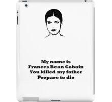 Inigo Bean Cobain iPad Case/Skin