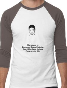 Inigo Bean Cobain Men's Baseball ¾ T-Shirt