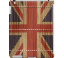"""Union Jack """"Bamboo"""" iPad Case/Skin"""