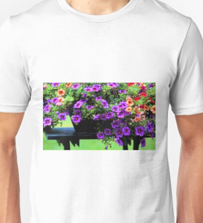 Potted Calibrachoa Unisex T-Shirt