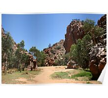 East Macdonnell Ranges II Poster