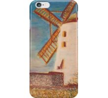 Ballycopeland Windmill, Northern Ireland iPhone Case/Skin