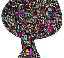 Mushroom Dreams by Octavio Velazquez