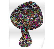 Mushroom Dreams Poster
