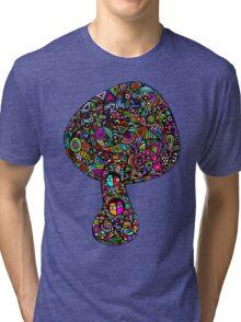 Mushroom Dreams Tri-blend T-Shirt