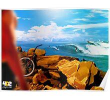 Sun rider Poster