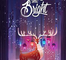 Merry and Bright by Julia Blattman