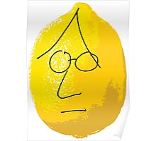 John Lemonhead Poster