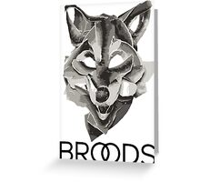 Broods Greeting Card