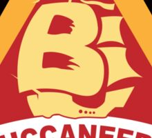 Caprican Buccaneers Sticker