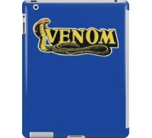 VENOM Logo iPad Case/Skin