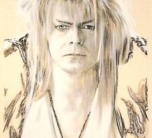Jareth by Peter Brandt
