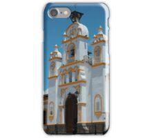Facade of Quiroga Church iPhone Case/Skin