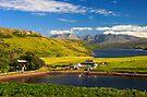 Gesto Farm, Loch Harport, Isle of Skye. Scotland. by photosecosse /barbara jones