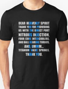 The Fast And The Furious Jesse Grace V1 T-Shirt