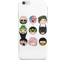 Faces Of Gaming iPhone Case/Skin