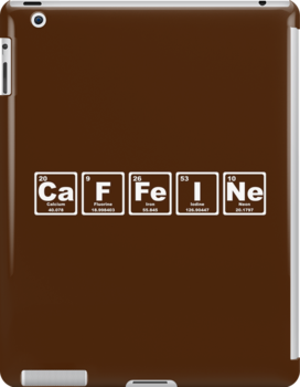 Caffeine - Periodic Table by graphix