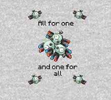 Magneton #82 - All for one and one for all Unisex T-Shirt