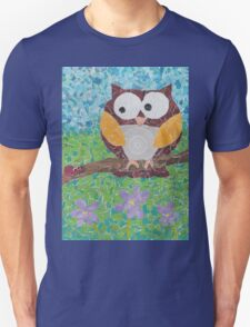 whooo are you Unisex T-Shirt