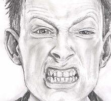 Thom Yorke by wildblackeyes
