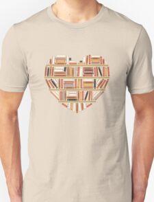 I Heart Books T-Shirt