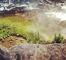 Niagara Falls by rorojo