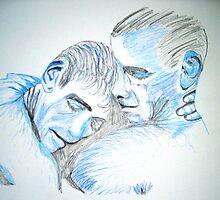 Masculine Love by George Hunter