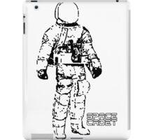 Minimalist Space Suit iPad Case/Skin