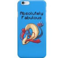 Milotic #350 - Absolutely Fabulous! iPhone Case/Skin