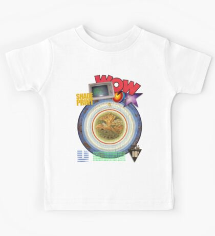 Nearing the Approach. Kids Tee