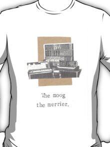 The Moog The Merrier T-Shirt