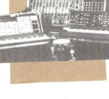 The Moog The Merrier Sticker