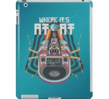 Where it's AT-AT iPad Case/Skin
