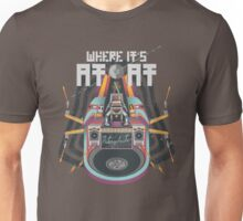 Where it's AT-AT Unisex T-Shirt