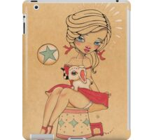 Come, Run away with me iPad Case/Skin