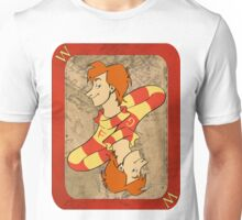 Fred and George Playing Card Unisex T-Shirt