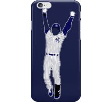 Jeter iPhone Case/Skin