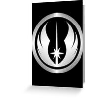 Star Wars Republic Greeting Card