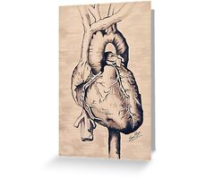 Carved Greeting Card