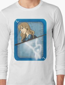 Luna Lovegood Playing Card Long Sleeve T-Shirt