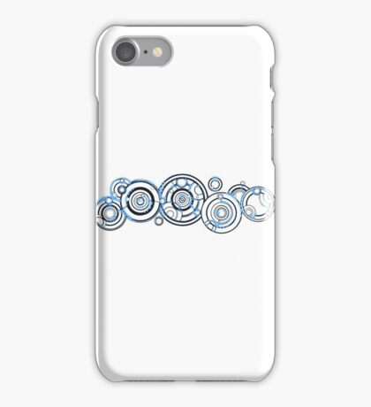 Gallifreyan iPhone Case/Skin