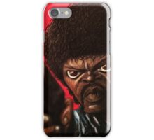 Jules from Pulp Fiction iPhone Case/Skin