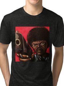 Jules from Pulp Fiction Tri-blend T-Shirt