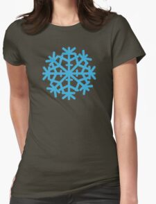 Blue ice snow T-Shirt
